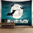 Fashion Halloween Hanging Home Tapestry Wall Decoration 2_150*130