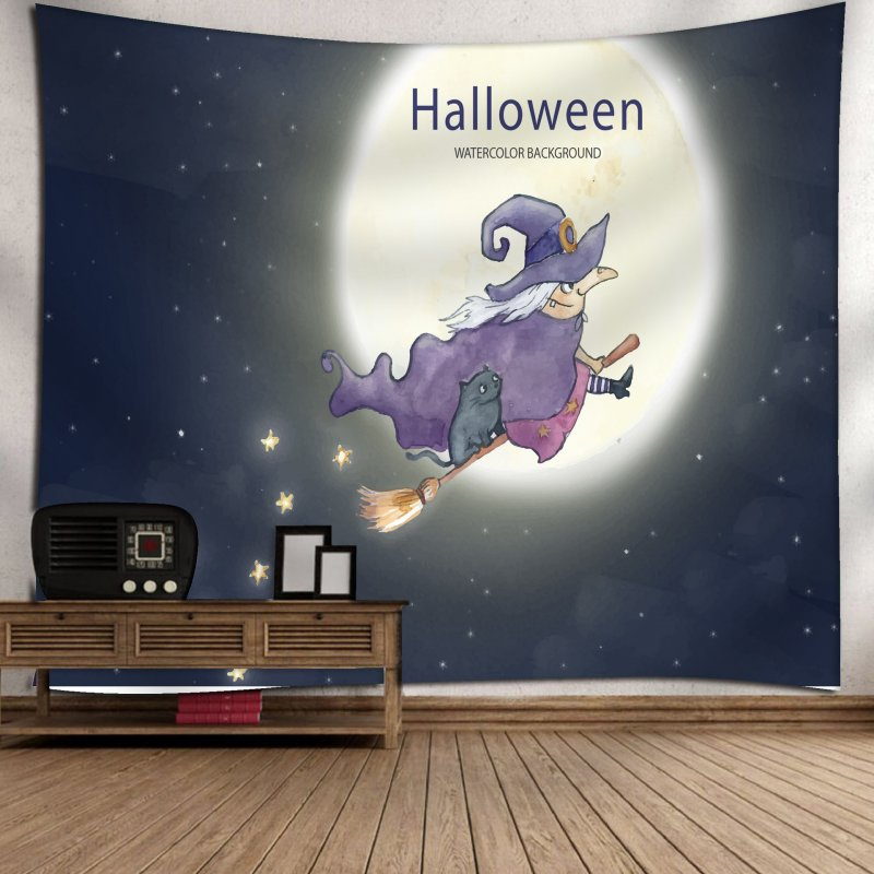 Fashion Halloween Hanging Home Tapestry Wall Decoration 10_150*130