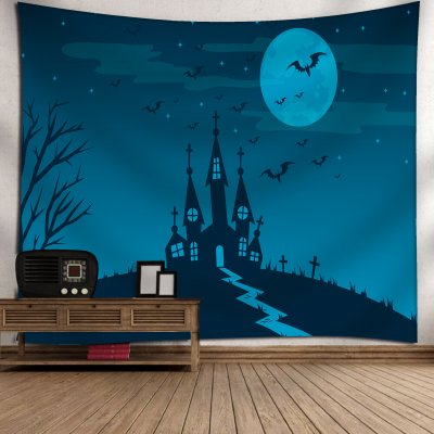 Fashion Halloween Hanging Home Tapestry Wall Decoration 9_150*130