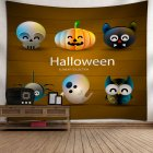 Fashion Halloween Hanging Home Tapestry Wall Decoration 14_150*130