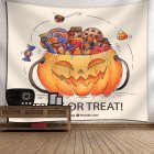 Fashion Halloween Hanging Home Tapestry Wall Decoration 18_150*130