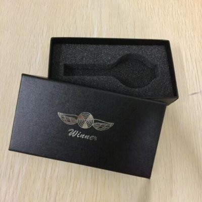 Fashion Packaging Case for Watch Black box