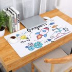 Fashion Pattern Oversized Precision Pro Gaming Mouse Pad Computer Desk Mat 700x360