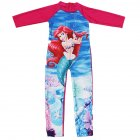 Muslim Style Girl Cartoon Swimsuit