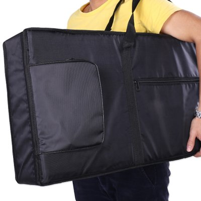 Fashion Waterproof Thickened Professional 61 Key Universal Instrument Keyboard Bag Electronic Piano Case GT-D4