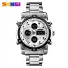 SKMEI Casual Sports Watch - Silver