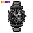 SKMEI Casual Sports Watch - Black