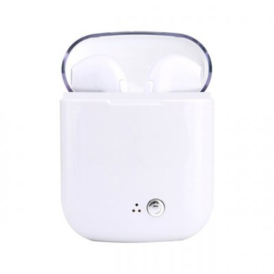 Mini Wireless Bluetooth Earphone - White