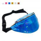 Fashionably Waterproof Waist Bag