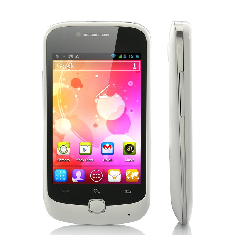 Cheap 3.5 Inch 1GHz Android Phone - Crystal
