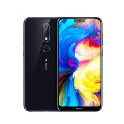 Nokia 6 Second 4GB 32GB Smartphone - Blue