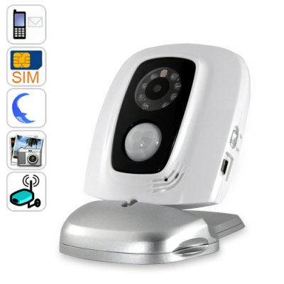 GSM Security Camera