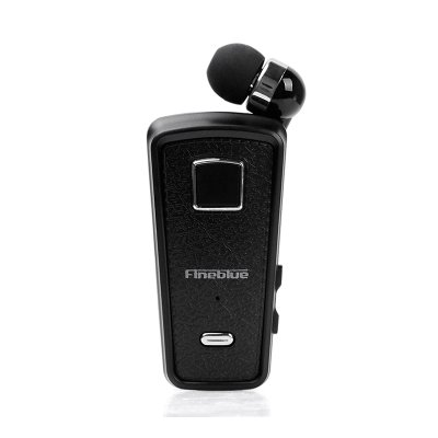Fineblue F986 Bluetooth Earphonewith - Black