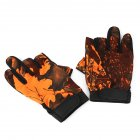 Breathable Antiskid Fishing Gloves