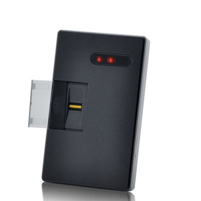 Fingerprint Lockable HDD Enclosure