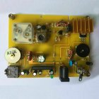 Finished Radio Board Electronic Components Micro Power Medium Wave Transmitter Ore RF 530 1600khz yellow