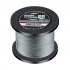 Fishing Line 1000 Meters PE Braided Fishing Line Fishing Net Kite Line Grey