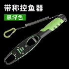 Fishing Pliers Multifunction Fish Gripper with Weigh Fishing Tongs Tools  Weighing fish gripper