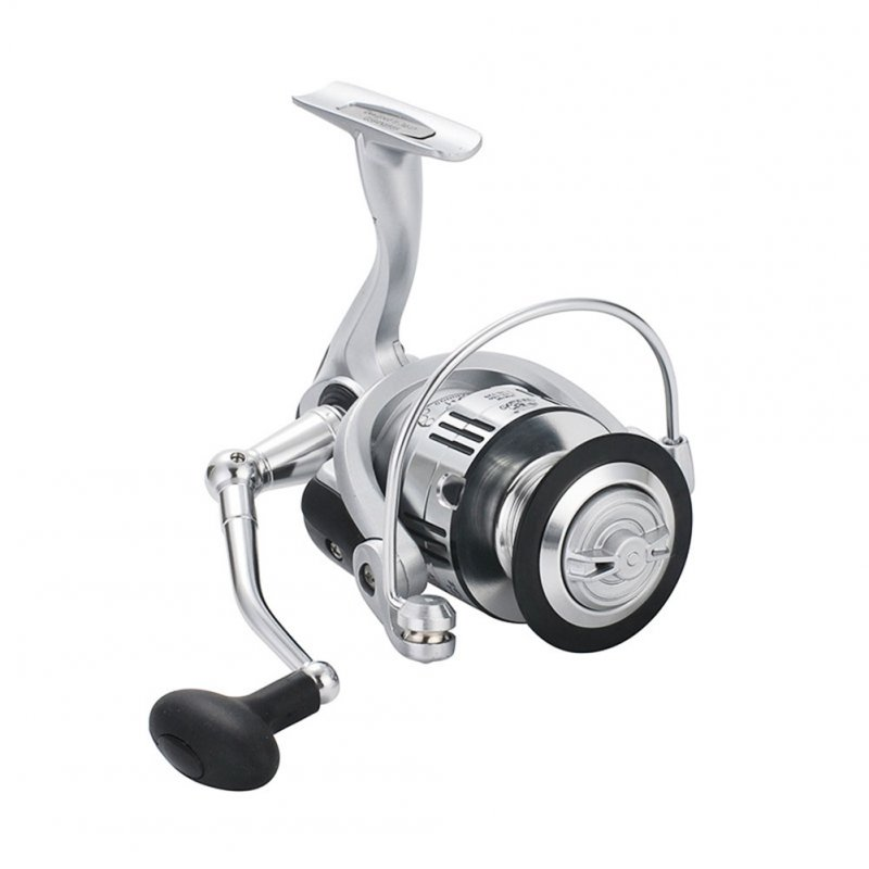 Fishing Reel Spinning Reel Full Metal Anti-corrosion 14BB Lure Sea Fishing Reel ZEUS5000