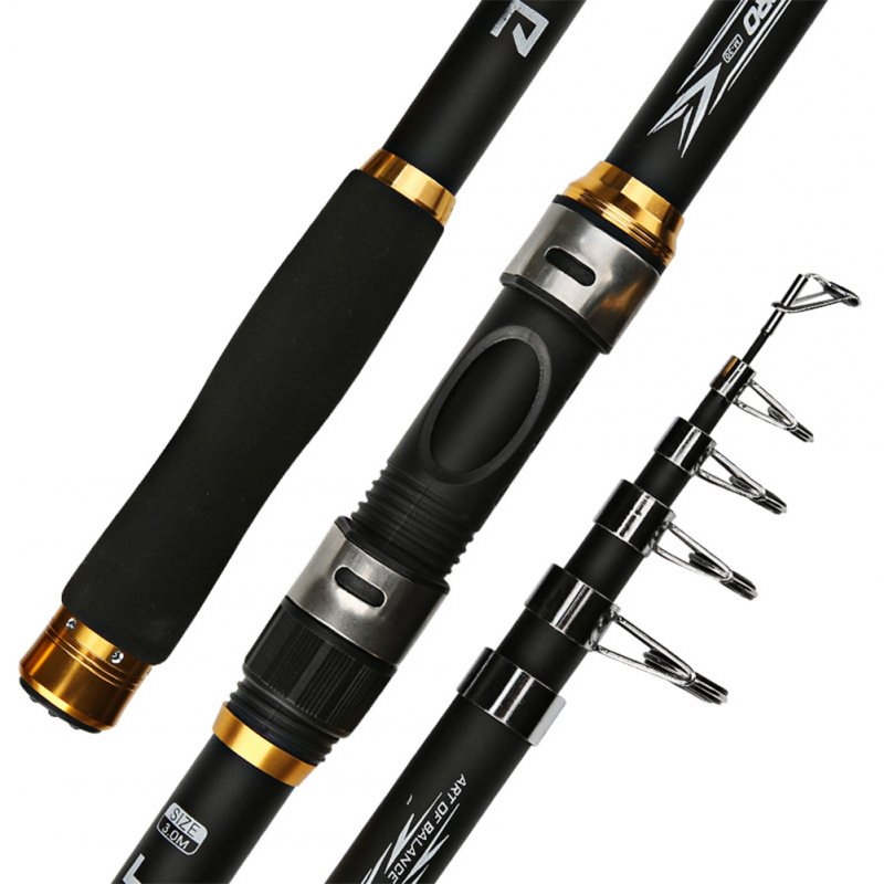 Fishing Rod Glass Steel Throwing 2.1 m 3.6 m Sea Bream Fishing Weight 2.5kg