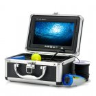Fishing underwater camera set with fish finder camera  7 inch LCD screen  battery pack and carrying case   Record underwater with this great set