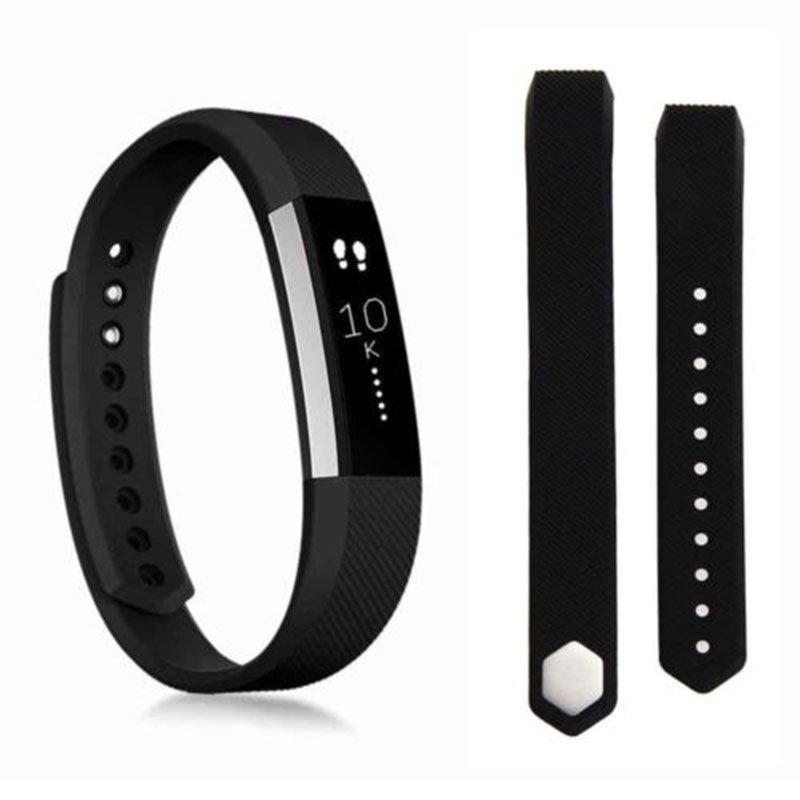 Fitbit Alta Replacement Wristband - Black L