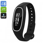 Fitness Tracker Bracelet DB01(Black)