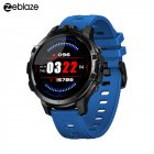 Flagship Killer Zeblaze THOR 6 Octa Core 4GB+64GB Android10 OS 4G Global smart watch android smartwatch blue