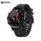 Flagship Killer Zeblaze THOR 6 Octa Core 4GB+64GB Android10 OS 4G Global smart watch android smartwatch black