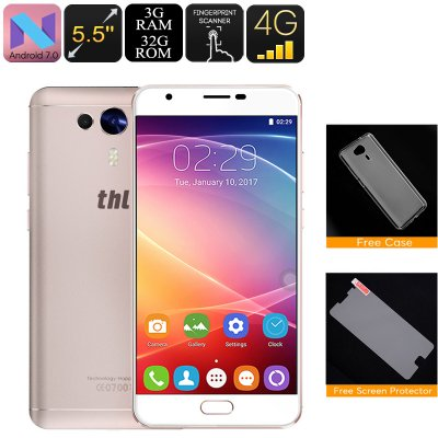 THL Knight 1 Android Phone (Gold)