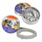 Flea Collar Rings Anti lice Insect Repellent Collar for Dogs Cats small
