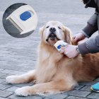 Flea Doctor Electric Flea Comb for Dogs Cats Pet Brush Anti Tick Control