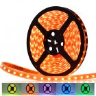 Flexible Waterproof Stick on Multicolor LED Light Strip is a next generation light strip featuring much higher quality design and LED components