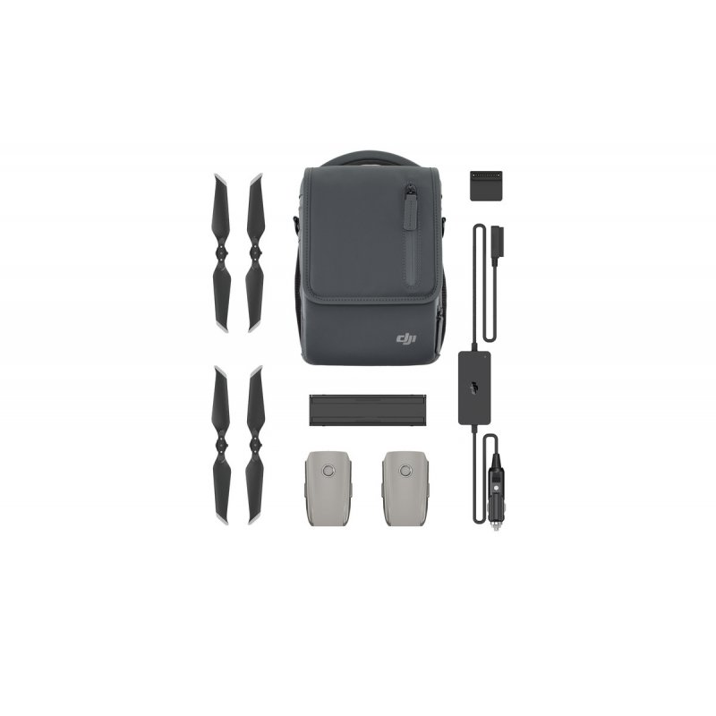Fly More Kit Accessories Batteries Charger Propellers Shoulder Bag for DJI Mavic 2 Pro/Zoom Drone default