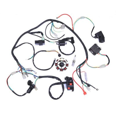 Car Electric Wiring Harness Wire