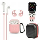 For Apple AirPods Accessories Case Kits AirPod Earphone Charging Protector Cover Pink