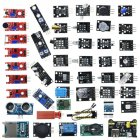 For Arduino 45 in 1 Sensors Modules Starter Kit Better Than 37in1 Sensor Kit 37 in 1 Sensor Kit UNO R3 MEGA2560 opp bag