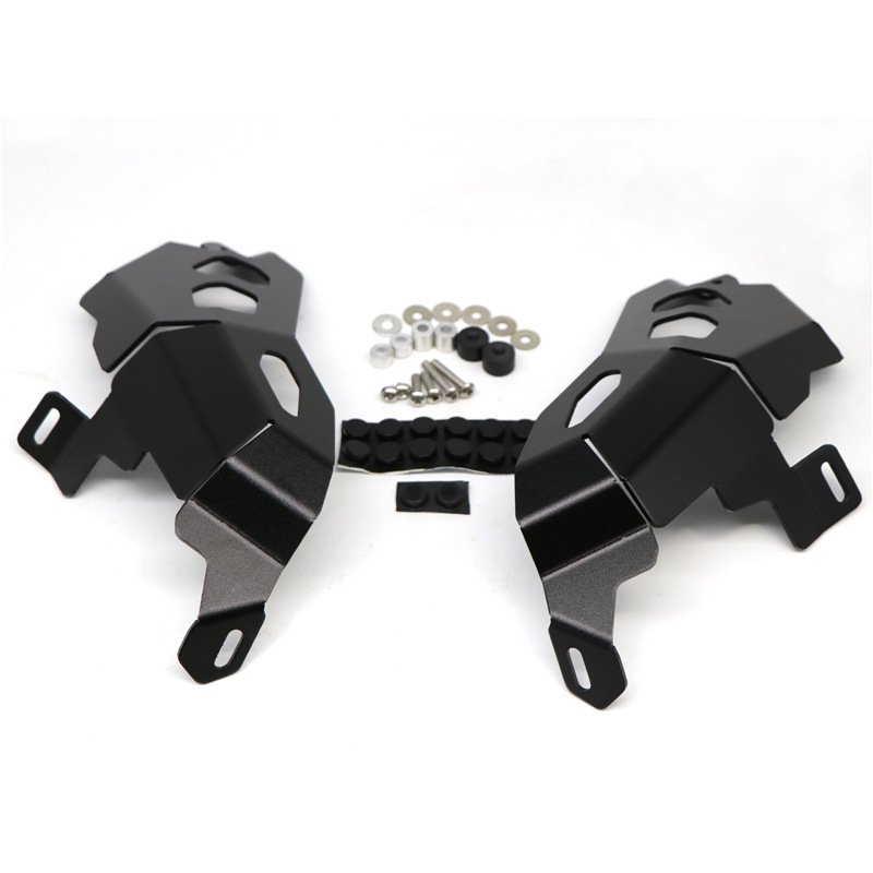 For BMW R1200GS LC R1200RS 13-19 GS Adventure Motorcycle Engine Cylinder Head Guards Protector Cover black