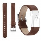 For Fitbit Alta Watch Band Wrist Strap Color Intelligent Heart Rate Replacement Watch Band brown