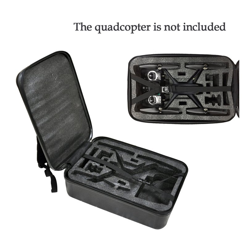 For Hubsan H501S RC Drone Portable Carry Case Backpack Hard Shell Storage Box  High-end remote control storage bag