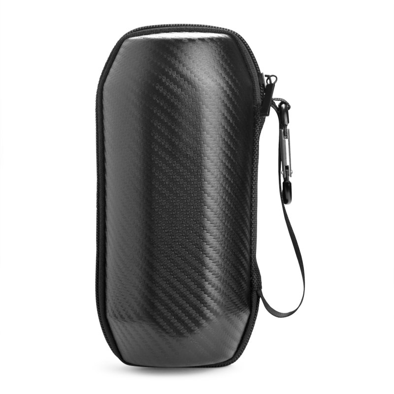 For JBL Flip4 Portable Travel Case Wireless Bluetooth Speaker Case Protective Case  black