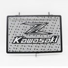 For Kawasaki Z800 Z1000 Motorcycle Radiator Grille Guard Gill Cover Protector black