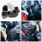 For Kawasaki Z900RS 17-19 Motorcycle Modification Handlebar Risers/Height up Adapters black