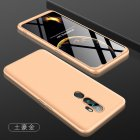 For OPPO A5 2020 A11X Cellphone Cover Hard PC Phone Case Bumper Protective Smartphone Shell gold