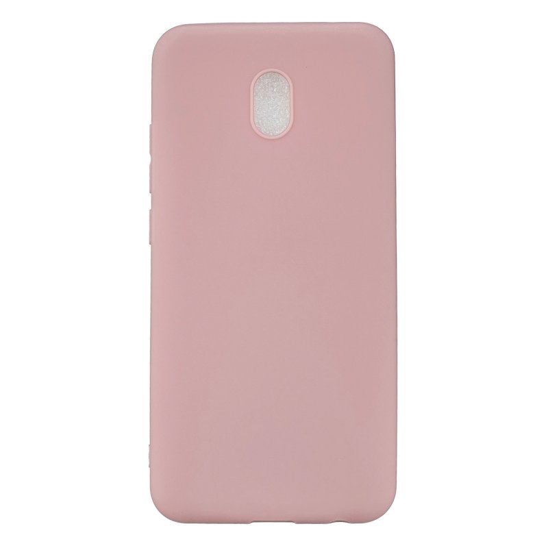 For Redmi 8 8A note 8T TPU Back Cover Soft Candy Color Frosted Surface Shockproof TPU Mobile Phone Protective Case 11