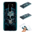 For Redmi Note 8 / Redmi Note 8 Pro Cellphone Cover Beautiful Painted Pattern Comfortable Wear TPU Phone Shell 6