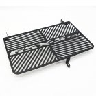 For SUZUKI GSX S750 GSXS750 GSXS 750 2015 2018 Motorcycle Radiator Grille Guard Cover Protector Fuel Tank Protection Net black