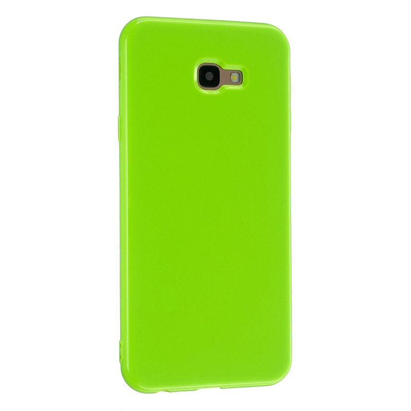 For Samsung J4 2018/J4 Plus/J4 Core/J4 Prime Protective Shell Classic Cellphone Cover Thickened Phone Case Green