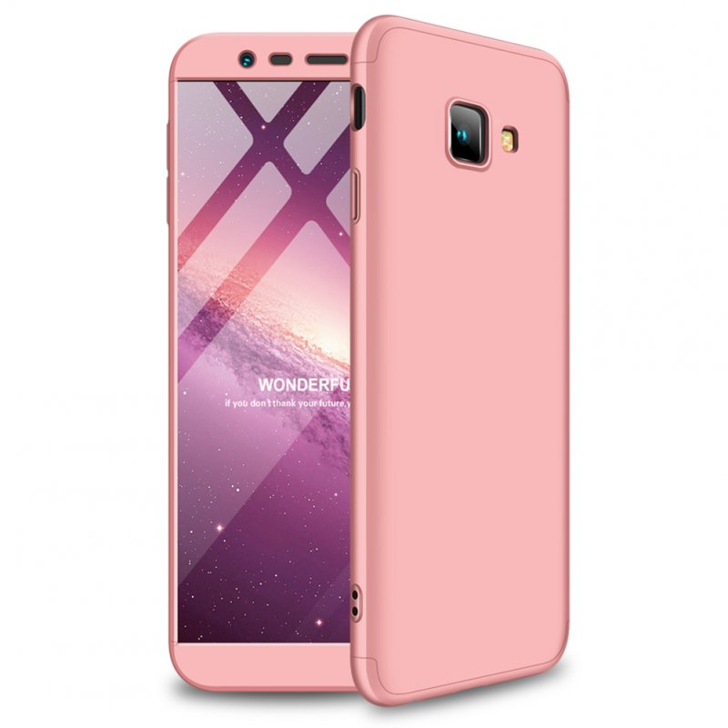 For Samsung J4 Plus/ J4 Prime Case Rose Gold