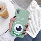 For VIVO V15/S1/Y66/Y67/Y91/Y95/Y93/Y97/Y83/Y85/Z3/Z3I/V11I/Z5X/Z1 Pro TPU Cellphone Case Shell Back Cover green